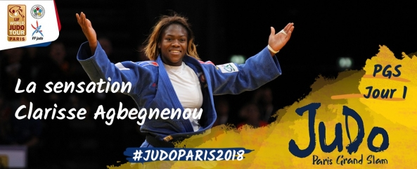 Paris Grand Slam 2018 : Jour 1