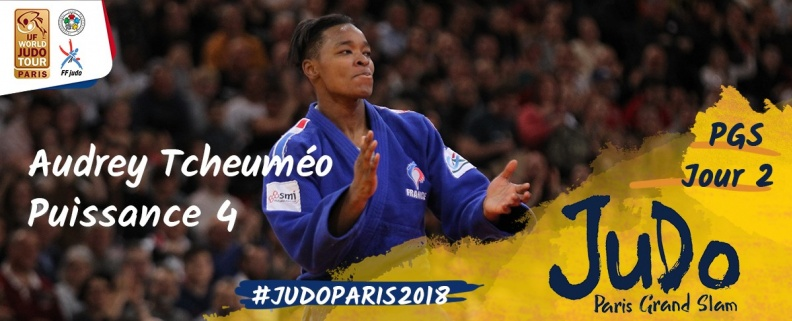 Paris Grand Slam : Jour 2