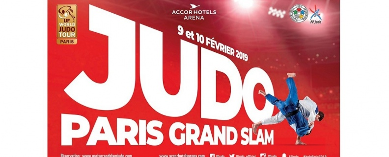 PARIS GRAND SLAM 2019 - La sélection