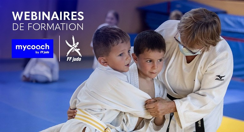 FORMATION ENSEIGNANTS - OUTILS MYCOACH BY FFJUDO