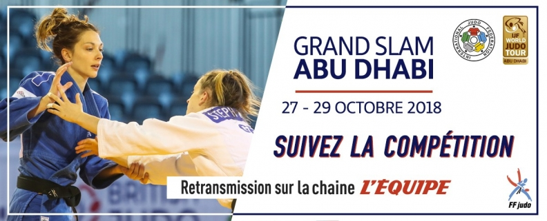 GRAND SLAM D'ABU DHABI 2018